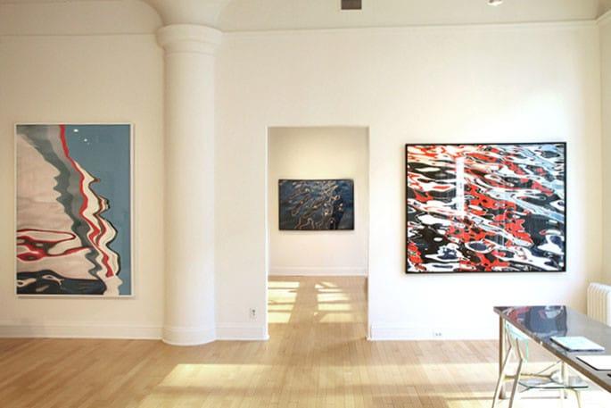 Barbara Vaughn Exhibition