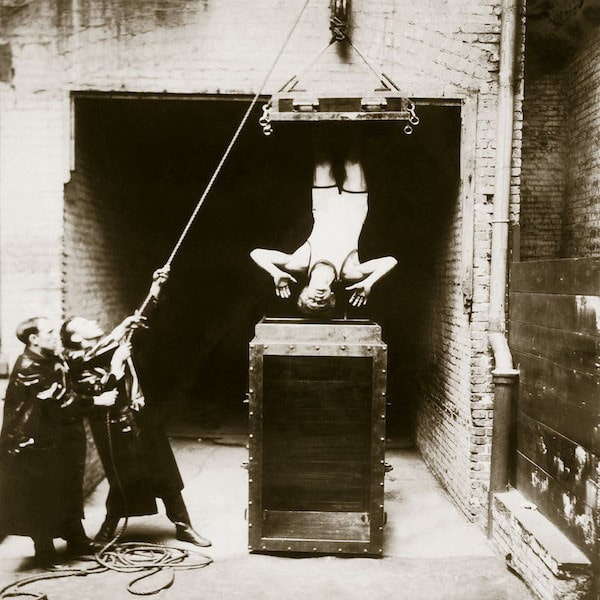 Houdini: Art and Magic Exhibition at the Contemporary Jewish Museum