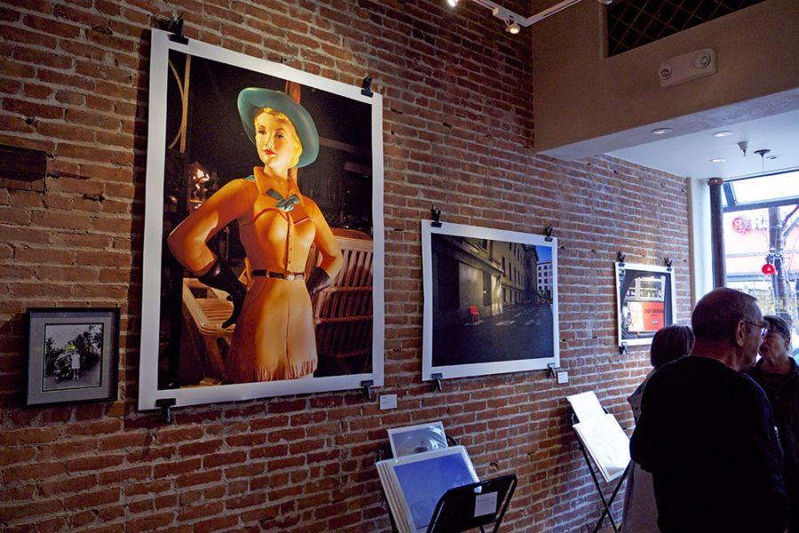 Joe Burull Photograph - West Exhibit