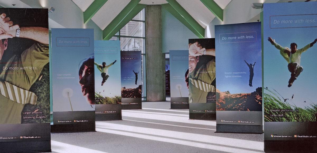 Microsoft Trade Show