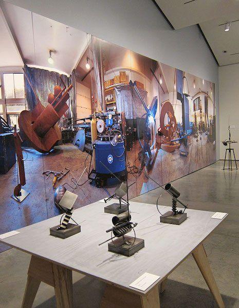 Fletcher Benton Multi-City Exhibit