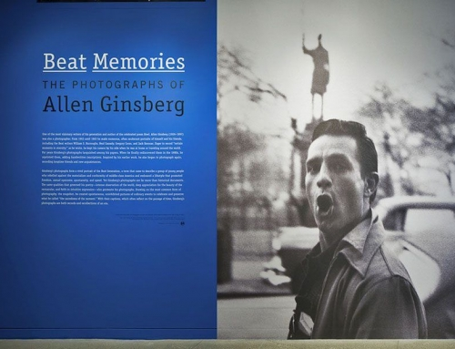"Allen Ginsberg ""Beat Memories: The Photographs of Allen Ginsberg"""