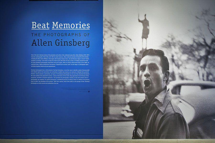 Jack Kerouac Photographed by Allen Ginsberg