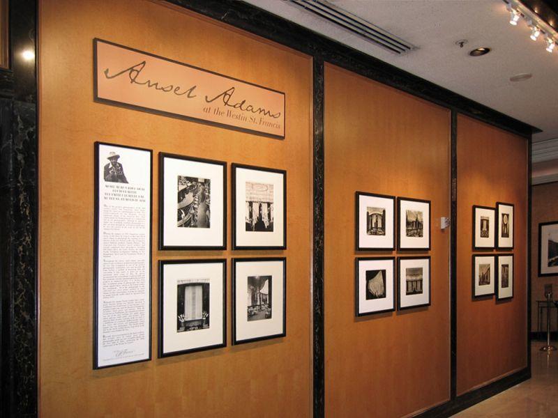 The Westin St. Francis Hotel Art Prints
