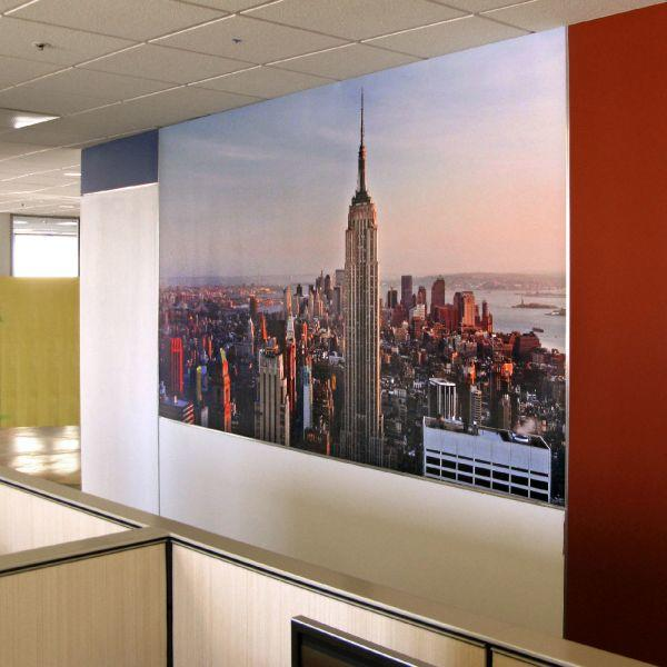 Hotwire Office Wall Mural - New York
