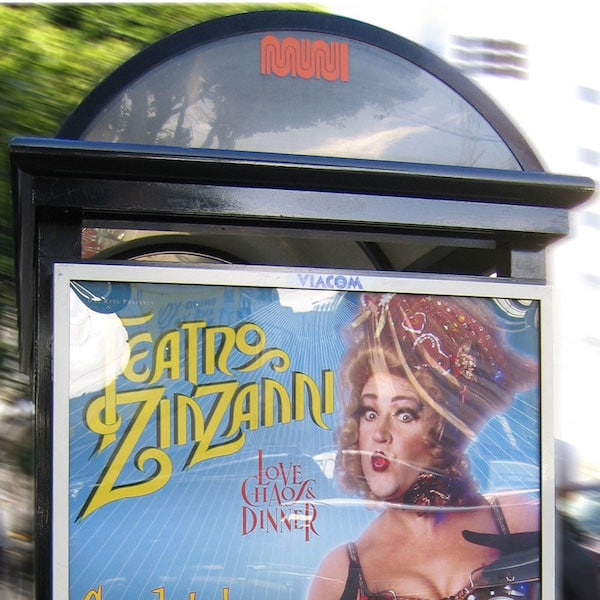 Teatro ZinZanni Promo Poster
