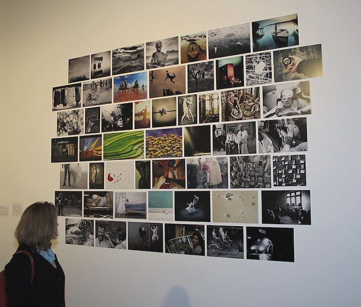 World Photography Festival Posters and Info Graphcis