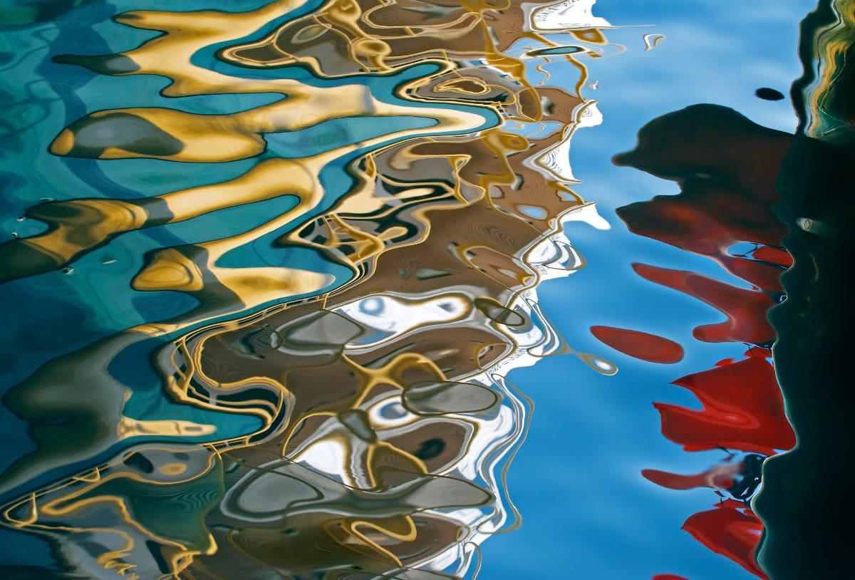 At Barbara Vaughn Unchartered Waters Photography Print