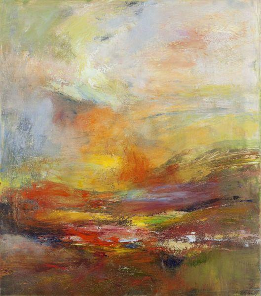 Dominique Caron Abstract Art